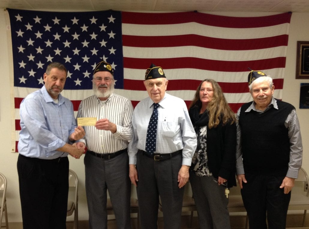 Check Presentation to the Veterans Administration Healthcare